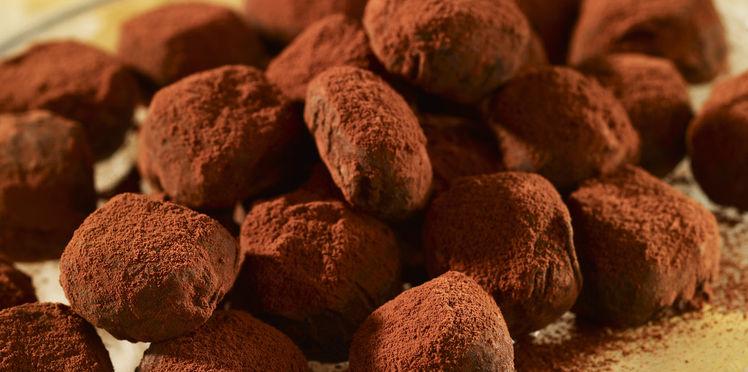 cadeaux - truffes-au-chocolat